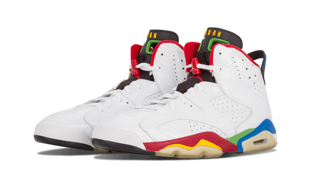 the best attitude dc486 d93a9 The Daily Jordan: Air Jordan 6