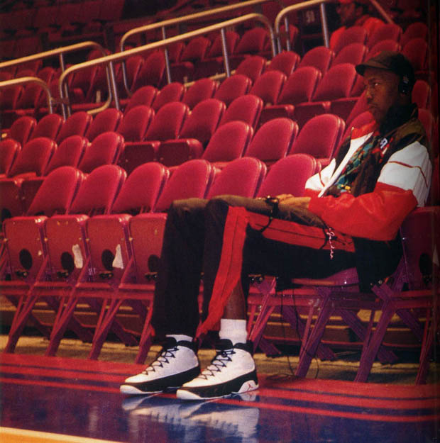 big sale 723bd 4bd97 Flashback Friday: Michael Jordan Did Wear The OG Air Jordan ...