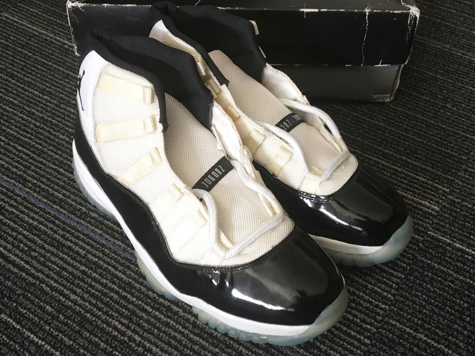 Vintage Gear: Air Jordan 11 \