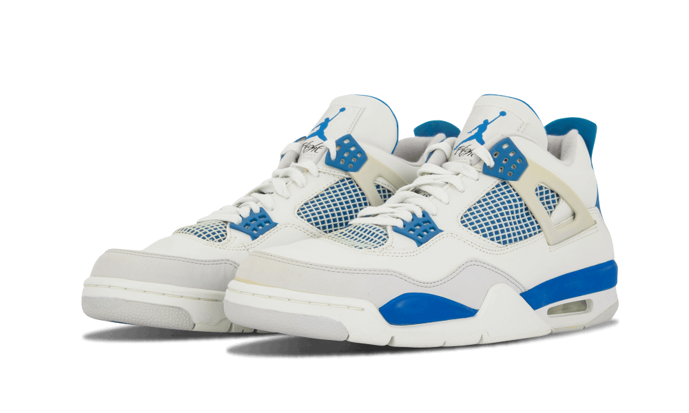 check out 5ab05 3b948 Air Jordan 4 Military Blue Archives - Air Jordans, Release ...