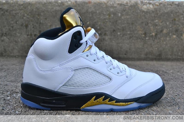 premium selection 262f6 09e17 The Whole Family Wins This Weekend With Air Jordan 5 ...