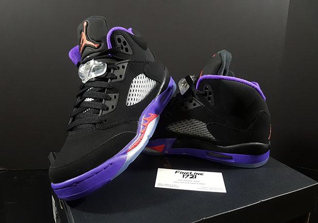 New Look At Air Jordan 5 \