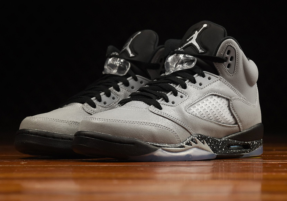 new arrival de7ad a8d68 Air Jordan 5 Wolf Grey Archives - Air Jordans, Release Dates   More    JordansDaily.com