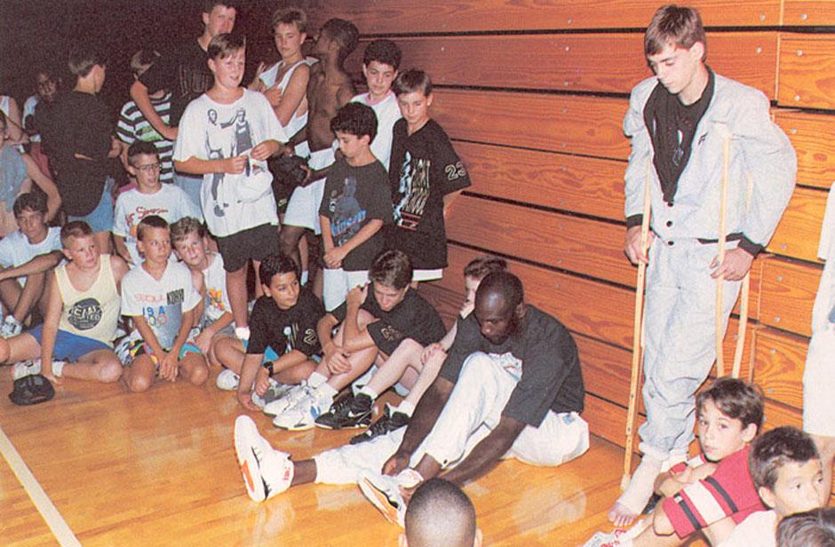 MJMondays: MJ Rocks Nike Air Trainer SC