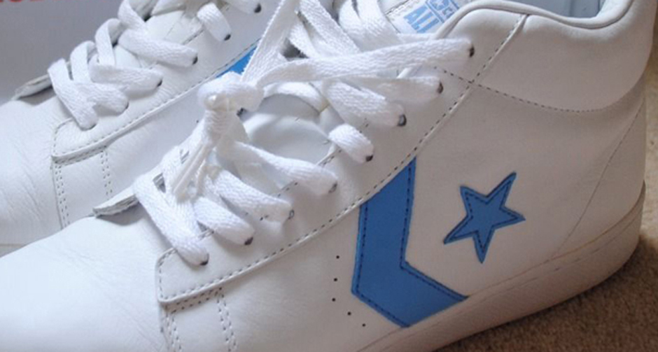 Vintage Gear: Converse Pro Leather