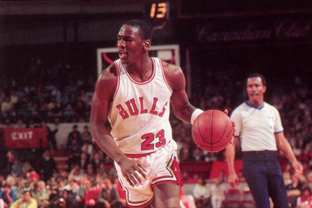 Michael Jordan Played His First NBA Game 32 Years Ago Today