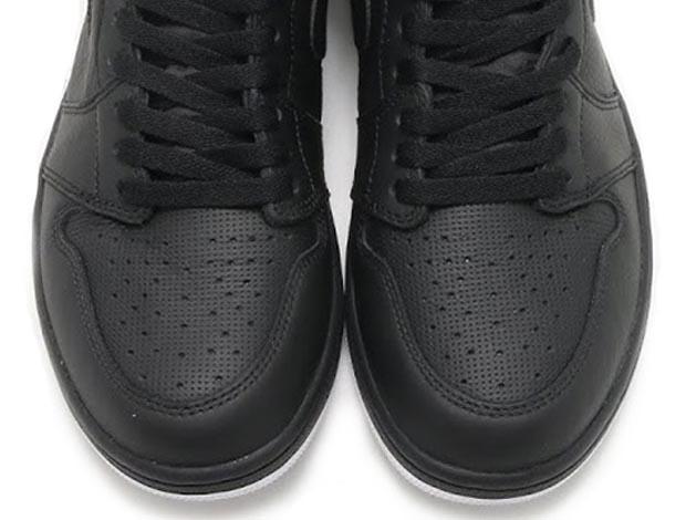 Black Cat Version Of Air Jordan