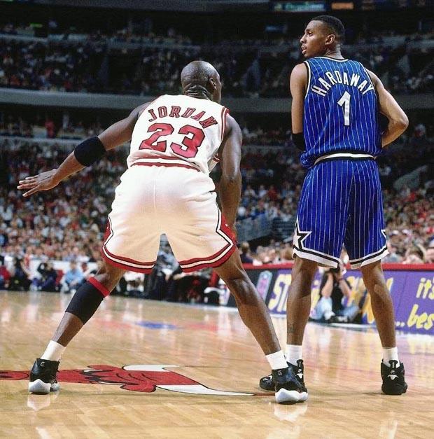 outlet store 15b4b e82aa Flashback Friday: Michael Jordan Wears Air Jordan 11 Space ...