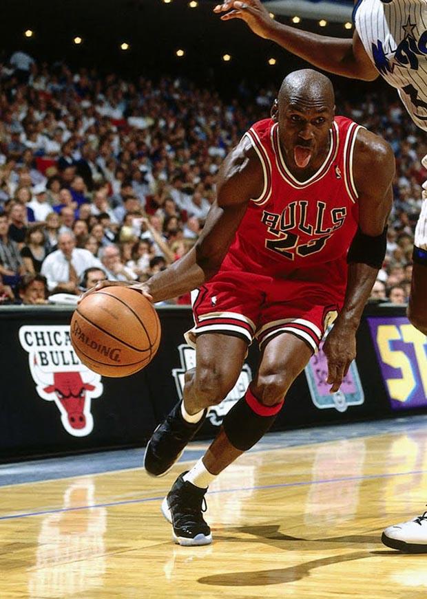 premium selection new products vast selection Flashback Friday: Michael Jordan Wears Air Jordan 11 Space ...
