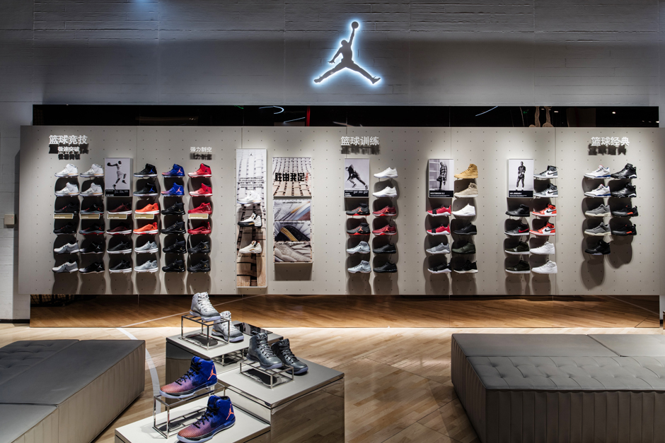 Go Inside The Nike And Jordan Basketball Experience Store In