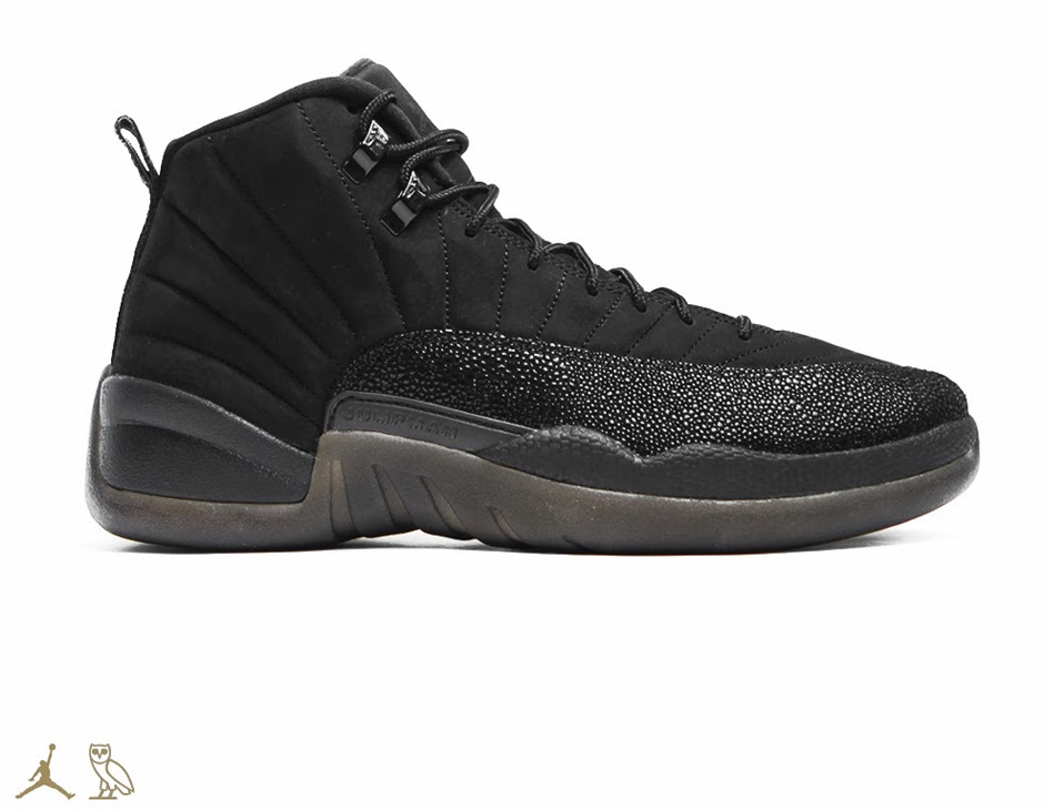 air-jordan-12-ovo-black-2017-1