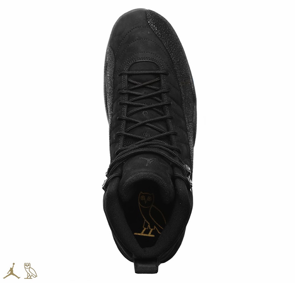 air-jordan-12-ovo-black-2017-2