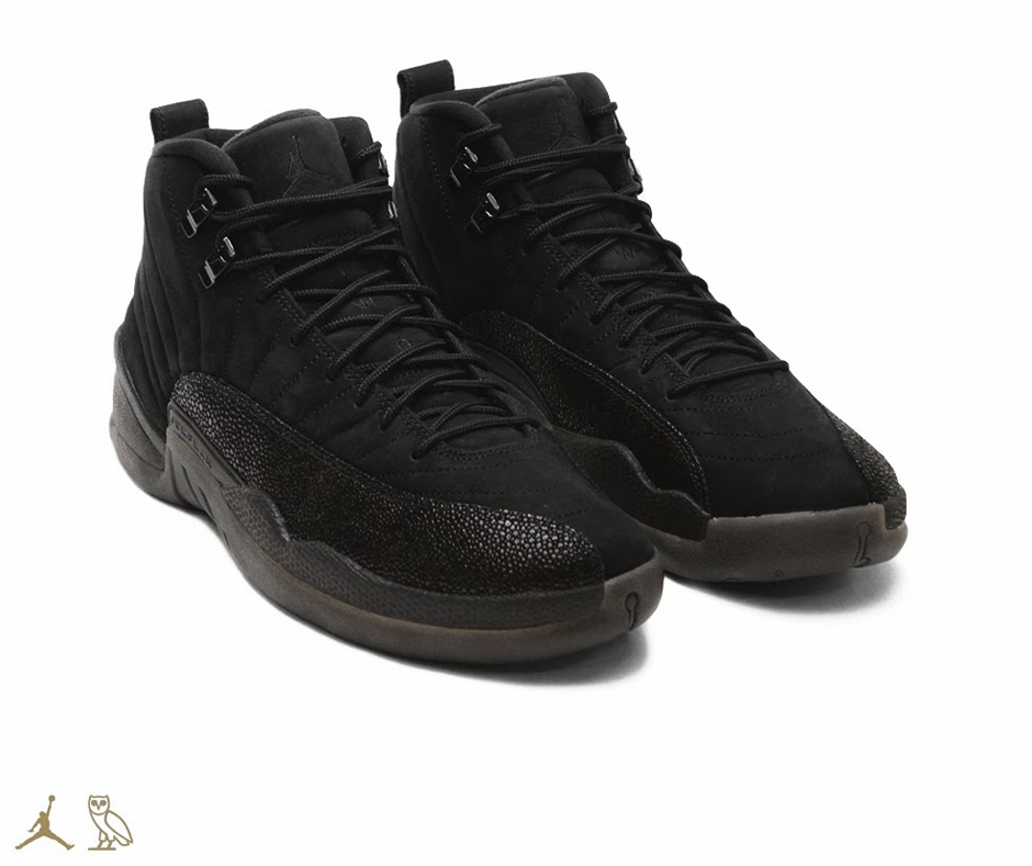 air-jordan-12-ovo-black-2017-3