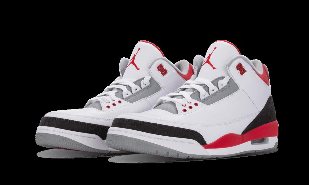 outlet store e90e7 a342c Air Jordan 3 'Fire Red' Archives - Air Jordans, Release ...