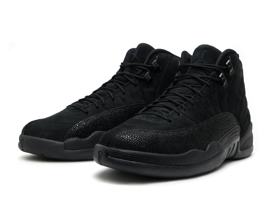 air-jordan-12-ovo-black-2
