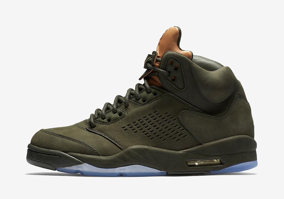 Official Look At Air Jordan 5