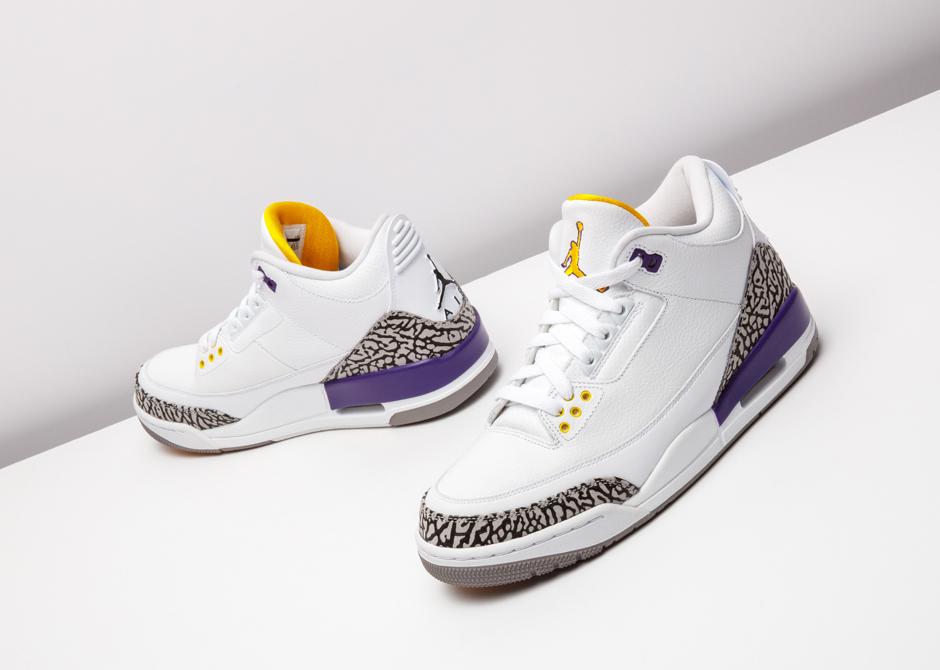 Air Jordan 3/8 \