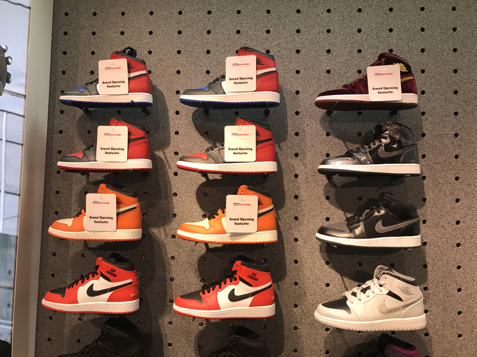 Foot Locker Times Square Is Opening With A Massive Air