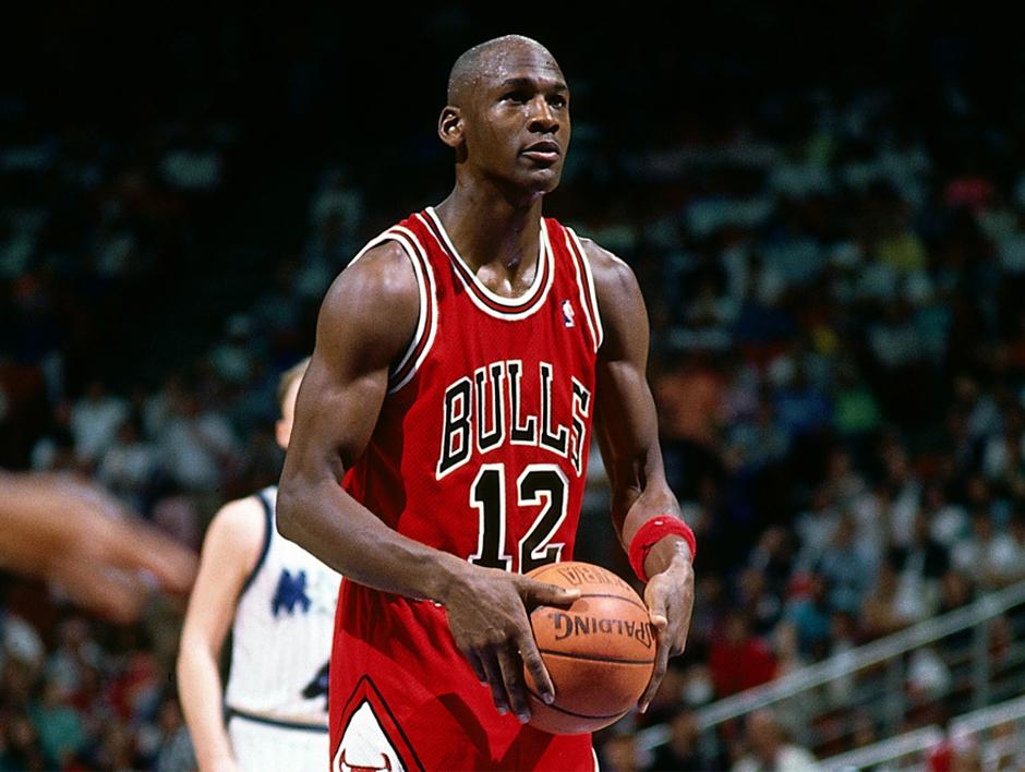 buy online b1b5e 00f46 Mitchell & Ness Releases Rare Michael Jordan #12 Bulls ...