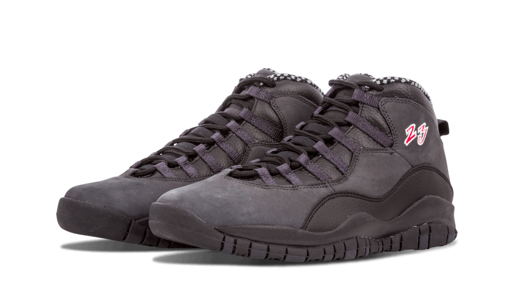 """buy popular 83f98 82462 The Air Jordan 10 13 """"Countdown Pack"""" had the honor of being the first big  release of 2008 and marking the first time Air Jordan 10 """"Shadow"""" released  in ..."""