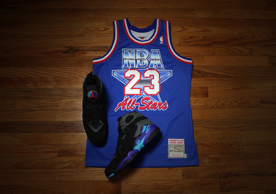 big sale aa2d7 24c89 Relive History With Michael Jordan's Mitchell & Ness 1993 ...