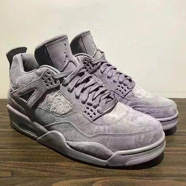 the latest a377f 7ad94 You Can Buy A Kaws x Air Jordan 4 Sample Right Now - Page 2 ...