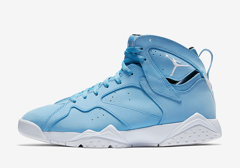 """half off 95edc 2fa63 Air Jordan 7 """"Pantone"""" finally releases after remaining a look-see  sample...Read More"""