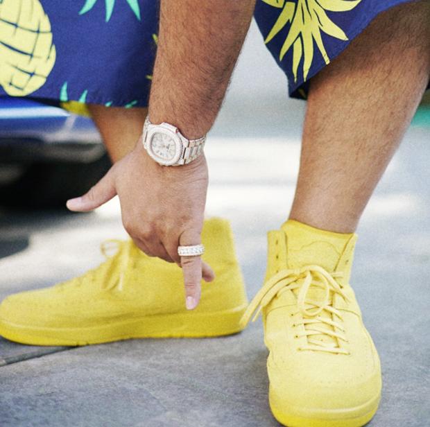 size 40 e1043 63984 DJ Khaled's Latest Pickups Include Drake's Air Jordan 8 ...