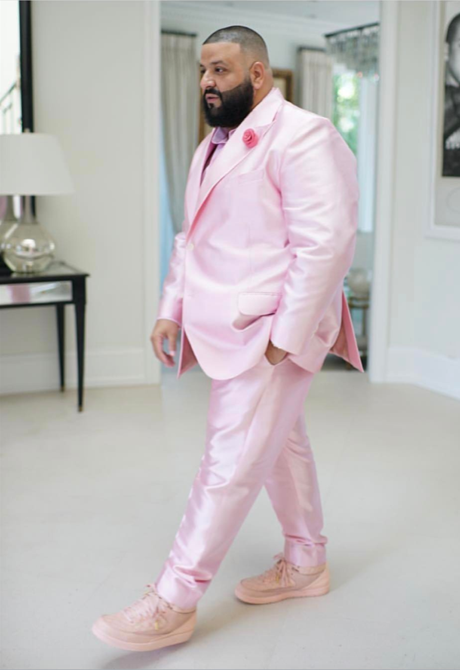 hot sale online 28ee4 7c231 DJ Khaled Gives The Inside Scoop On His Most Famous Air ...