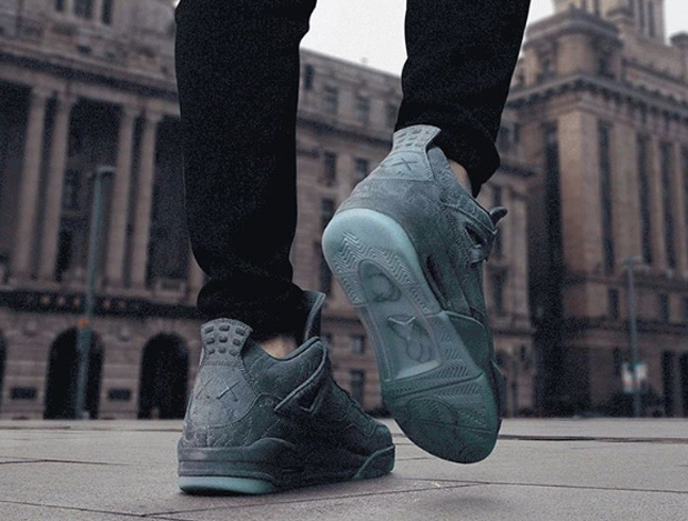 the latest 31882 c32e8 Kaws Air Jordan 4 Archives - Air Jordans, Release Dates ...