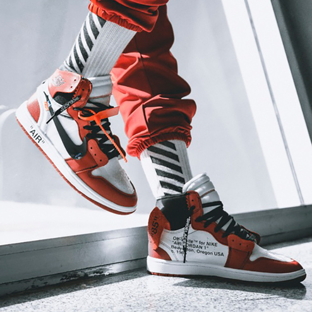 timeless design fe9b7 99c40 The Latest Detailed Look At Off-White x Air Jordan 1 - Air ...