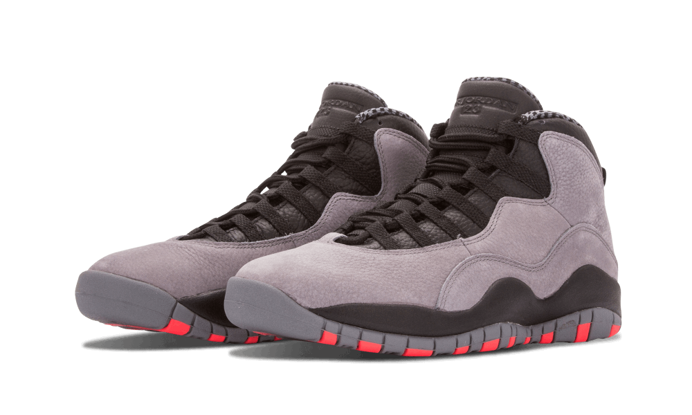 new concept 11f21 d2546 Air Jordan 10 has expanded with plenty of lifestyle colorways since its  first retro run in 2005. Cool Grey, one of the essentials, was added to the  roster ...