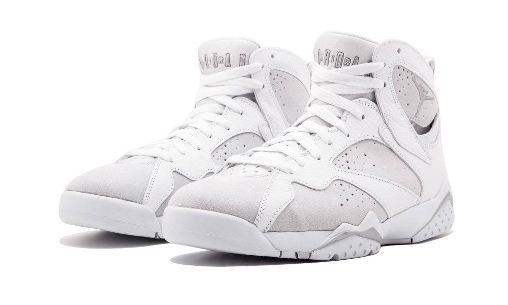 """new product fe719 55dea Air Jordan 7 """"Pure Money"""" is still on the release schedule for June 3rd.  But it s May 27th today and Stadium Goods has rolled these out already for  retail ..."""