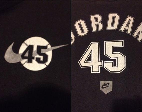 Vintage Gear: 1994 Birmingham Barons Nike Baseball T-Shirt