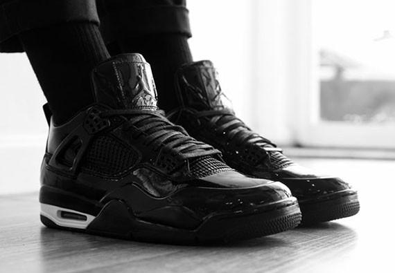 Air Jordan 11LAB4 Could Make You Cancel The Tux Shoes