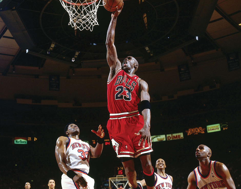 #MJMondays: MJ Rocks NYC In Air Jordan 11 Low IE