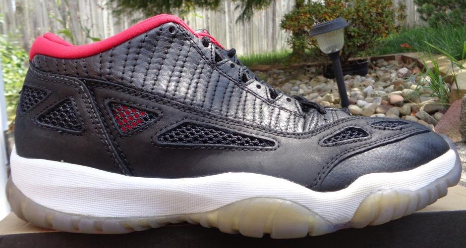 Rare Look At Air Jordan 11 Low IE